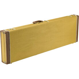Fender Classic Series Wood Case Precision Bass/Jazz Bass Tweed エレキベース用ハードケース