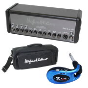 Hughes&KettnerHUK-BS200/HBlackSpirit200ギターアンプヘッド専用キャリーバッグセットギターワイヤレスXV-U2/BL付き