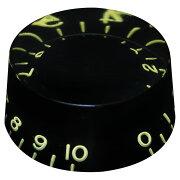 SCUDSKB-110I/Rスピードノブインチサイズブラックレリック