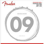 FenderStainless350'sGuitarStringsStainlessSteelBallEnd350LGauges009-042エレキギター弦