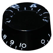 SCUDKB-110ブラックミリサイズコントロールノブ