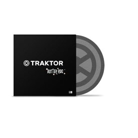 NATIVE INSTRUMENTS TRAKTOR BUTTER RUGS スリップマット 2枚1セット