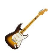Fender2019PostmodernStratocasterJourneymanRelicMapleFingerboardWideFadeChocolate2-ColorSunburstエレキギター