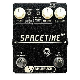 VAHLBRUCH SpaceTime creme knobs ギターエフェクター