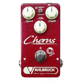 VAHLBRUCH Analog Chorus ギターエフェクター