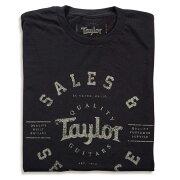 TaylorShopT-ShirtsメンズMサイズBlackTシャツ16525