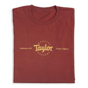 TaylorClassicT-ShirtsメンズSサイズRedTシャツ16534