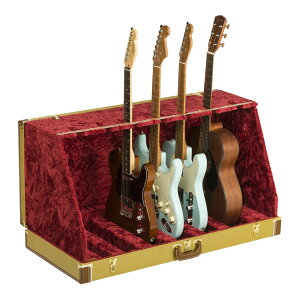 Fender Classic Series Case Stand Tweed 7 Guitar 7本立て ギタースタンド