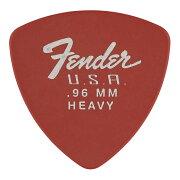 Fender346Dura-Tone0.96mmFRDギターピック12枚入り