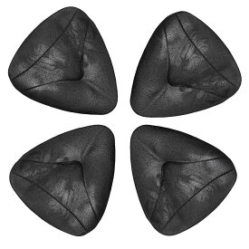 Anatomy of Sound Bikini Power 4-pack ebony Rigid ギターピック 4枚セット