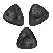 AnatomyofSoundBikiniStandard3-packebonyRigidギターピック3枚セット