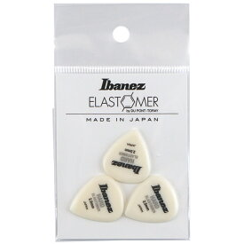 IBANEZ BELJ1HD25 HARD 2.5mm エラストマー ギターピック 3枚入り