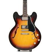 GibsonCustomShop50thAnniversary1960ES-335TDAntiqueVintageSunburstGloss【中古】