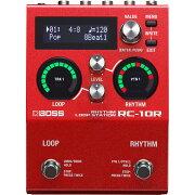 【予約受付中】BOSSRC-10RRhythmLoopStationルーパーギターエフェクター