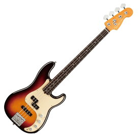 Fender American Ultra Precision Bass RW ULTRBST エレキベース