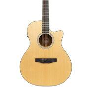 MORRISR-011NATエレクトリックアコースティックギター