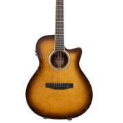 MORRISR-011TSエレクトリックアコースティックギター