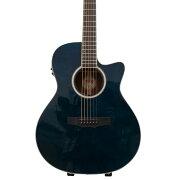 MORRISR-011SBUエレクトリックアコースティックギター