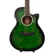 MORRISR-011FBUエレクトリックアコースティックギター