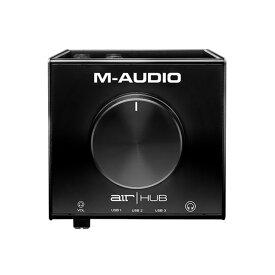 M-AUDIO AIR HUB USBハブ搭載モニタリング インターフェイス