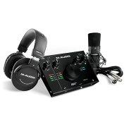 M-AUDIOAIR192|4VocalStudioProボーカルレコーディングコンプリート・パッケージ