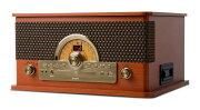 IONAudioSuperiorLPBluetoothワイヤレス再生対応オールインワンミュージックプレーヤー
