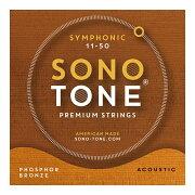 SONOTONESTRINGSSYMPHONIC11-50フォスファーブロンズアコースティックギター弦