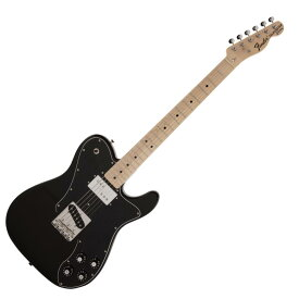 Fender Made in Japan Traditional 70s Telecaster Custom MN BLK エレキギター