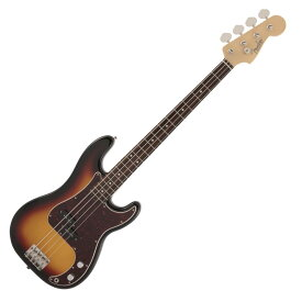 Fender Made in Japan Traditional 60s Precision Bass RW 3TS エレキベース