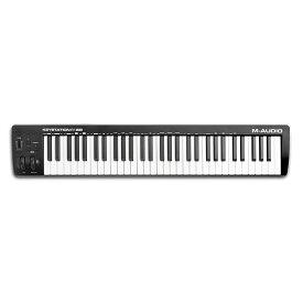 M-AUDIO Keystation 61 MK3 USB-MIDI コントローラー