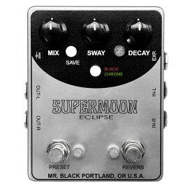 Mr. Black Super Moon Eclipse リバーブ モジュレーション ギターエフェクター