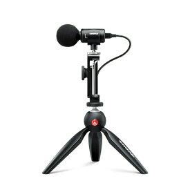 SHURE MV88+VIDEO-KIT ビデオアクセサリー付き デジタル ステレオ コンデンサーマイクロホン