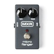 MXRM152MicroFlangerフランジャーギターエフェクター