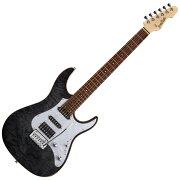 GrassRootsG-SN-CTMSeeThruBlackエレキギター