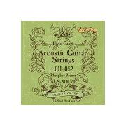 ARIAAGS-203C/Lアコースティックギター弦3セットパック