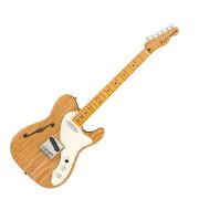 FenderAmericanOriginal60sTelecasterThinlineMapleFingerboardAgedNaturalエレキギター