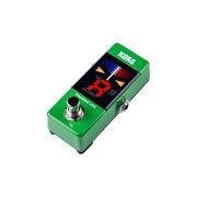 KORGPB-MINIGRpitchblackminiクロマチックチューナー限定カラーGreenグリーン