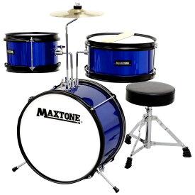 MAXTONE MX-60 BLU ジュニアドラムセット