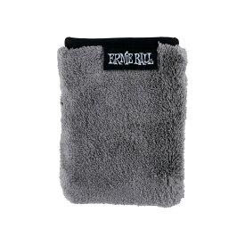 "ERNIE BALL EB 4219 12"" x 12"" Ultra-Plush MICROFIBER POLISH CLOTH マイクロファイバー クロス"
