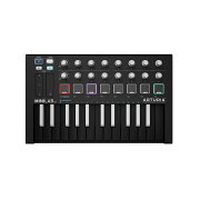 ARTURIAMiniLabMKIIINVERTEDUSB/MIDIキーボードコントローラー【バンドルソフト付き】限定カラー