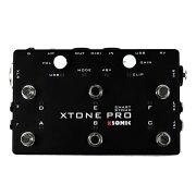 XSONICXTONEProペダル型楽器用オーディオインターフェース