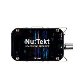 Nu:Tekt HA-S Nutubeヘッドホンアンプ 製作キット 要組み立て&ハンダ付け無し