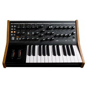 moogSubsequent25アナログシンセサイザー