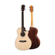 MORRISR-14NATエレクトリックアコースティックギター