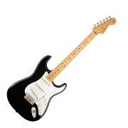 FenderRoadWorn'50sStratocasterMNBLKエレキギター