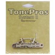 ToneProsAVR2-NToneProsReplacementABR-1Tuneomaticニッケルギター用ブリッジ