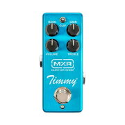 MXRCSP027TimmyOVERDRIVEオーバードライブギターエフェクター