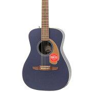 FenderMalibuPlayerMidnightSatinWNエレクトリックアコースティックギターアウトレット