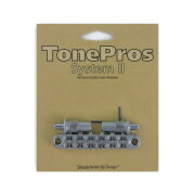 ToneProsT3BT-CMetricTuneomaticBridgeクロームギター用ブリッジ