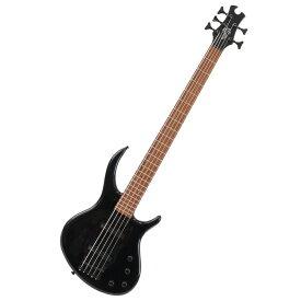Epiphone Toby Deluxe-V Bass Ebony 5弦エレキベース